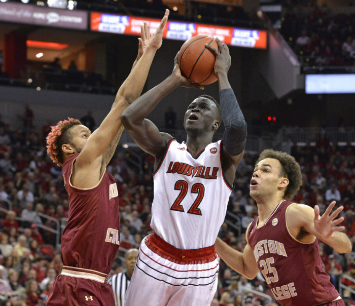 Cardinals Withstand BC's Last-Ditch Comeback Effort