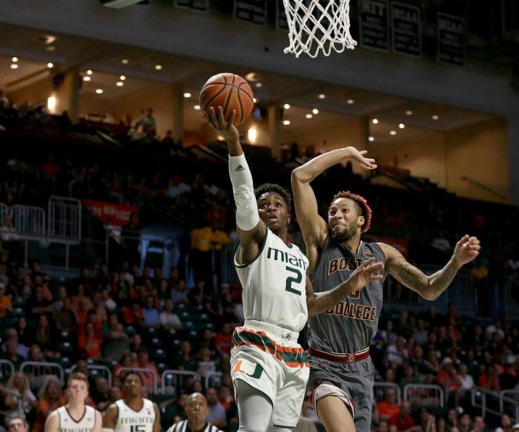 Eagles Blow 14-Point Lead at Miami, Postseason Chances Grow Slimmer