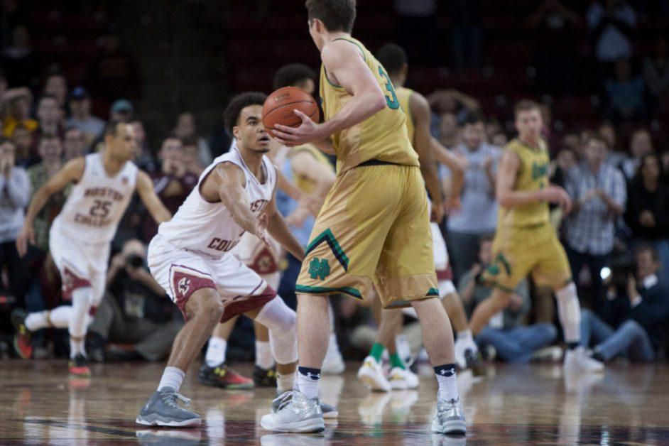 Previewing 2017-18 Men's Basketball: Notre Dame