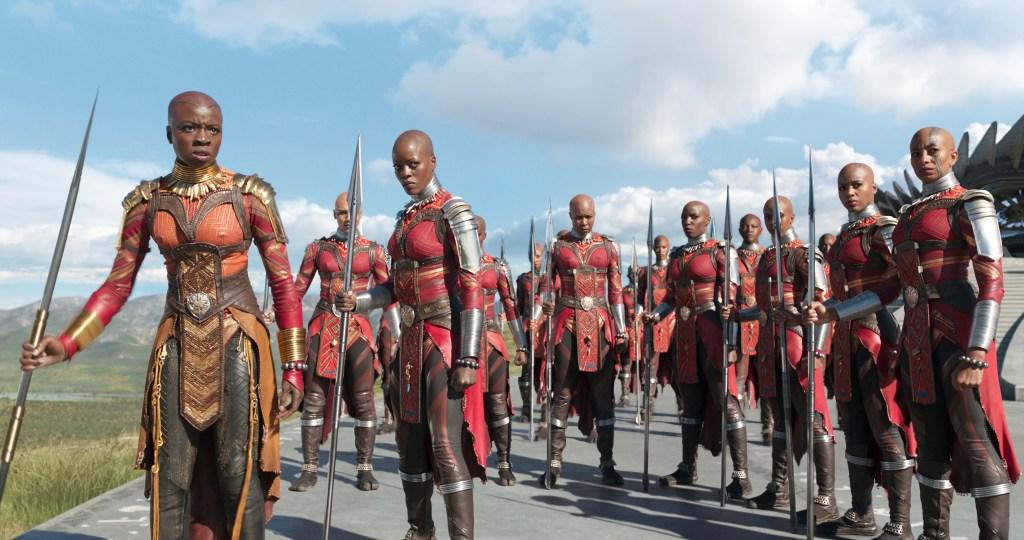 Marvel's 'Black Panther' Declaws Original Lesbian Narrative