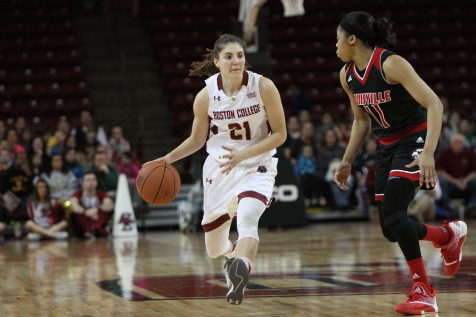 Previewing 2017-18 Women's Basketball: Louisville