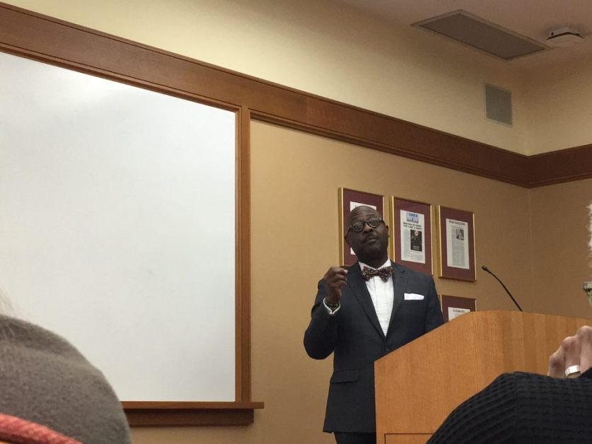 Christianity Can Relieve Tensions Over Race, Says Jennings