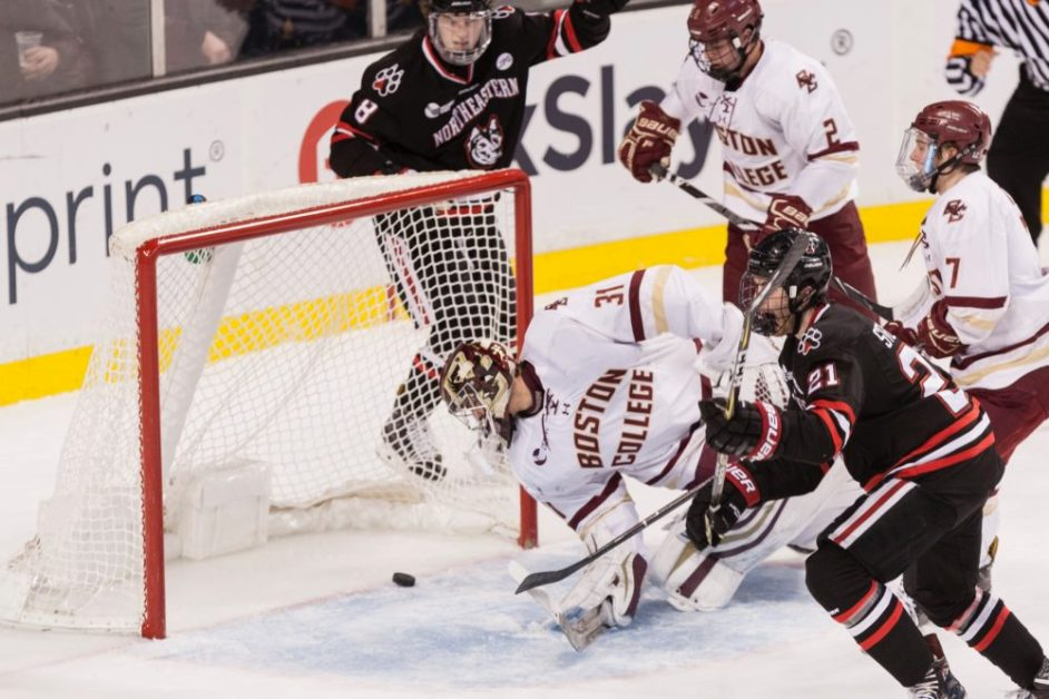 Notebook: Inability to Box Out, Light the Lamp Relegates BC to Consolation Game