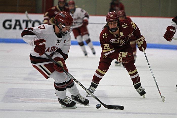 Beanpot Team Capsule: Harvard Women's Hockey