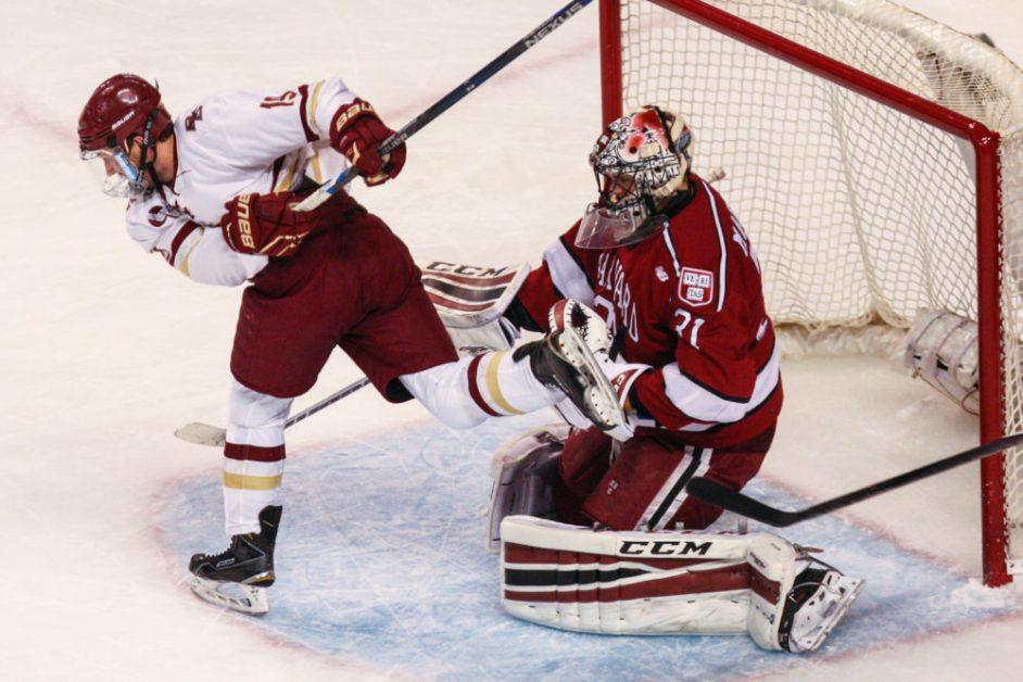 Beanpot Team Capsule: Harvard Men's Hockey
