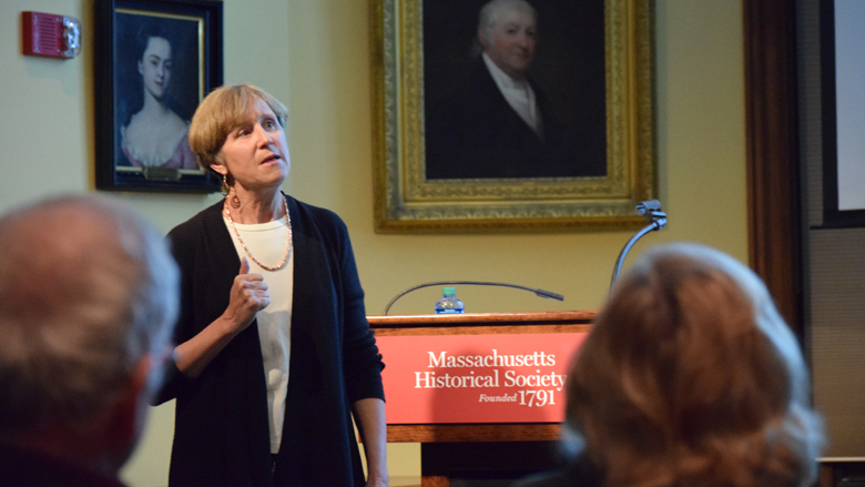 Digital History Project on Boston Area Immigration Launched
