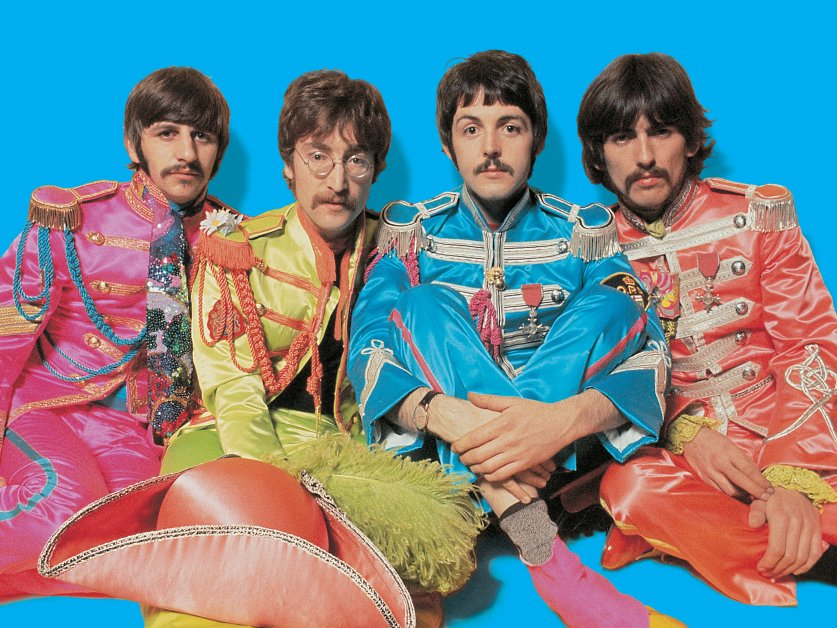 The Beatles are Overrated