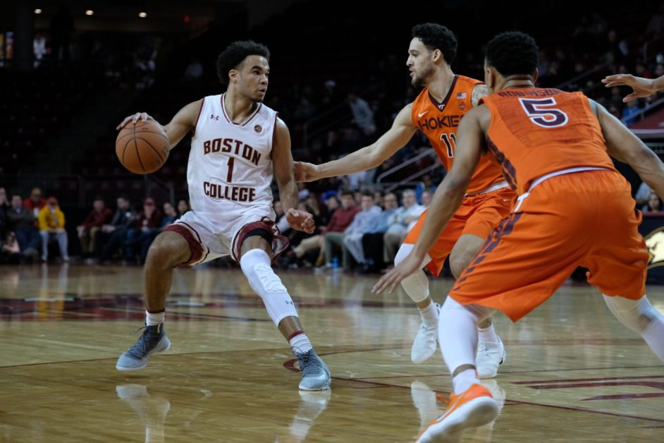 After Erasing Double-Digit Hokies Lead, BC Runs out of Gas in Overtime