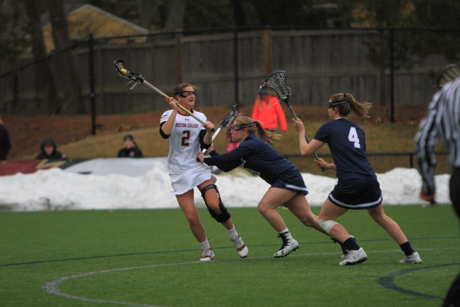BC Tops Yale, Wins Record-Breaking 11th Straight