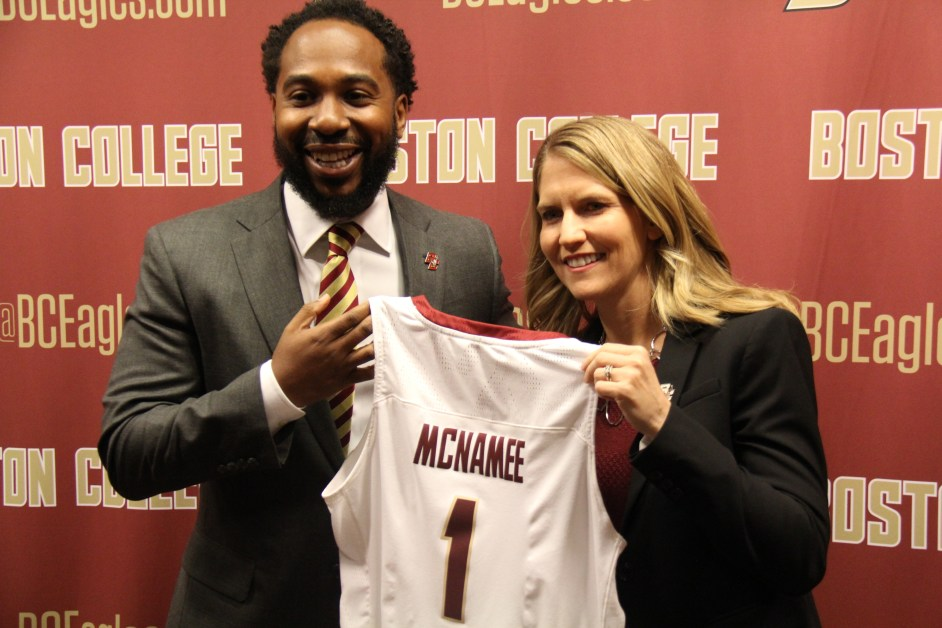 Joanna Bernabei-McNamee Aims to Bring Success Back To Chestnut Hill