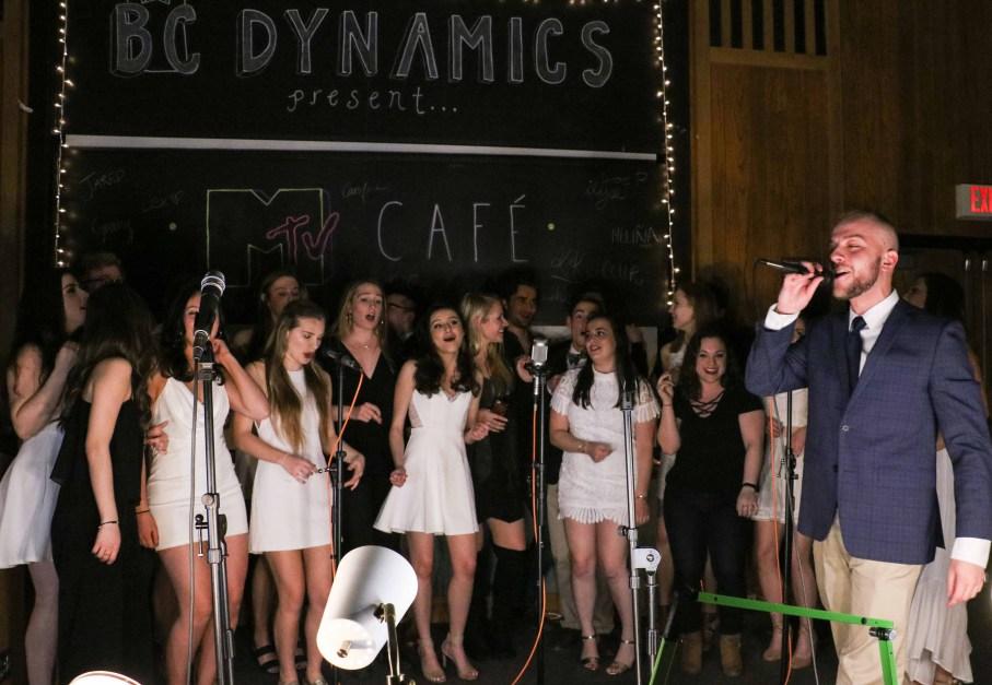 BC Dynamics Channel Retro Cool at 'MTV Café'