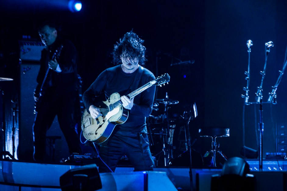 Jack White Pierces Boston Calling Day 2 Heat with Chilling Riffs