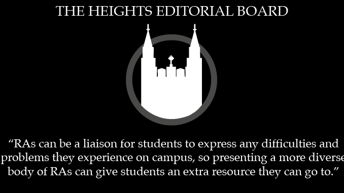 Editorial: Rise in AHANA+ RAs Shows Inclusion in Residence Halls