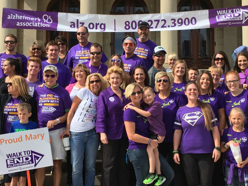 The Walk to End Alzheimer's to be Held in Cambridge Sept. 23