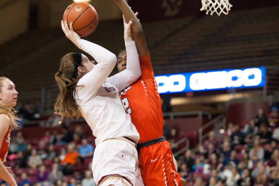 Season in Review: 2017-18 Women's Basketball
