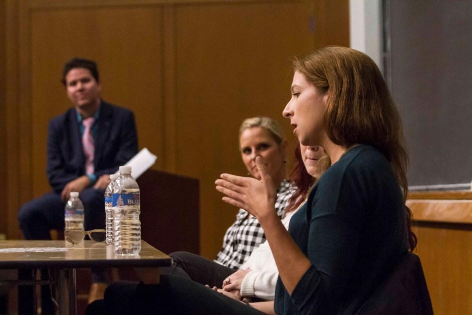 Panelists Talk Sports Media Landscape After #MeToo Movement