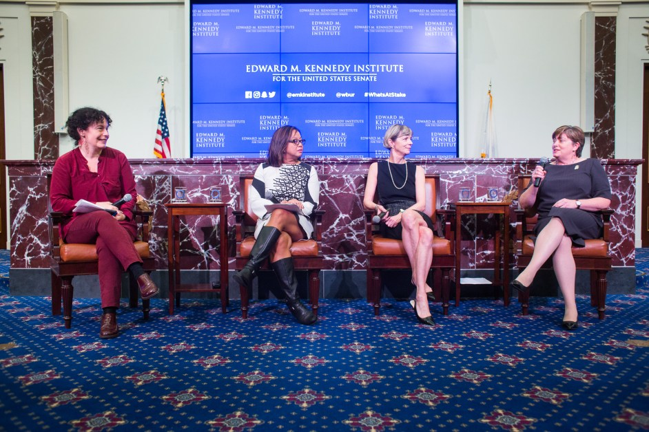 Kennedy Institute Panel Discusses What's at Stake for Women's Health Care