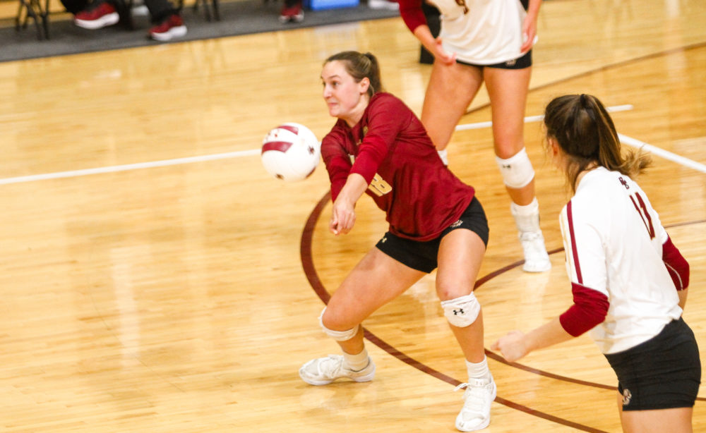 BC Loses Two of Three at New England Challenge