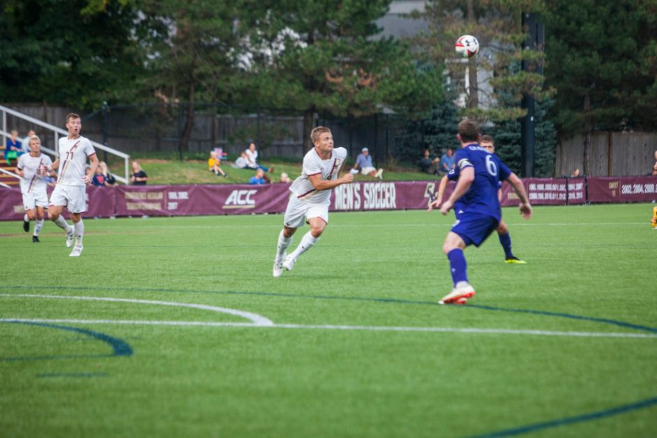 Missed Chances Haunt Eagles in Holy Cross Tie