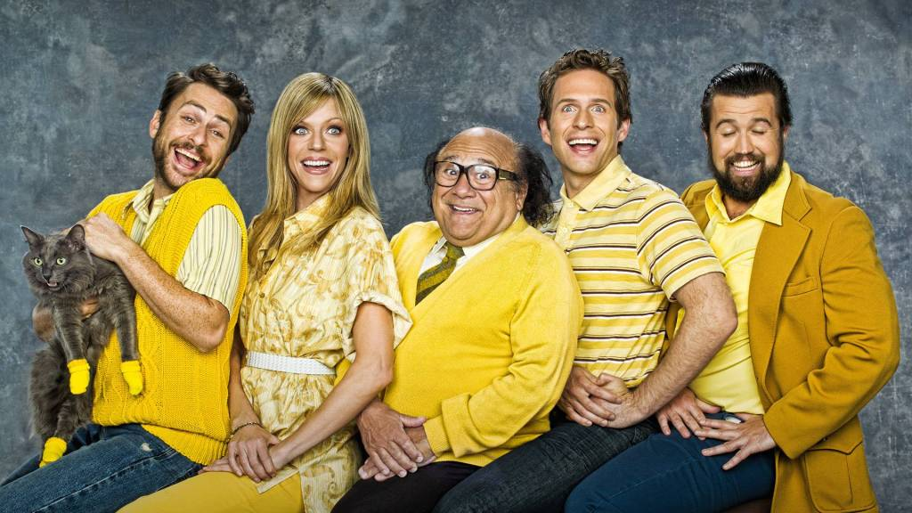'It's Always Sunny' Returns with a Change in the Forecast