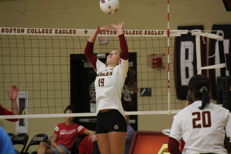 Previewing 2018 Volleyball: Dartmouth Invitational