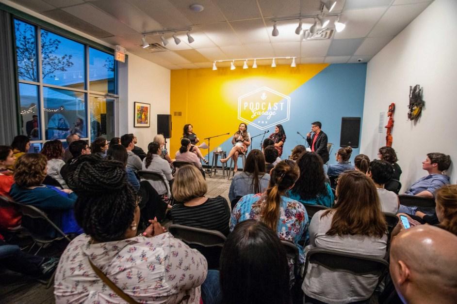 Community Podcast Lab Tells Stories of Boston's Underrepresented