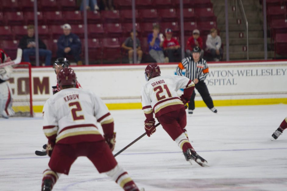 Previewing 2018-19 Men's Hockey: No. 2 St. Cloud State