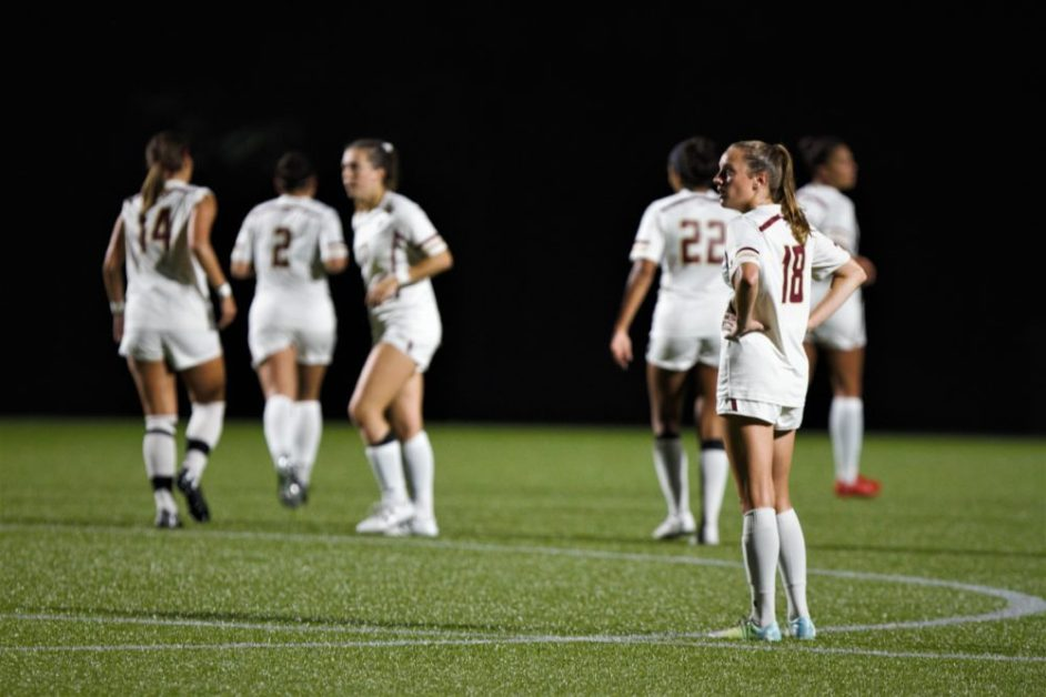 Eagles Drop Consecutive Games for First Time, Fall to Duke