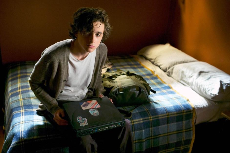Timothée Chalamet Delves into Addiction in 'Beautiful Boy'