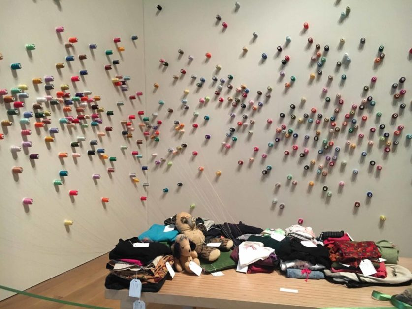 At ISG Museum, 'Common Threads' Weaves Past and Present