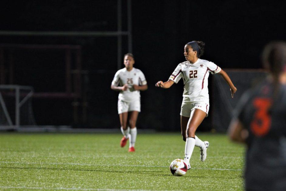 Previewing 2018 Women's Soccer: Duke
