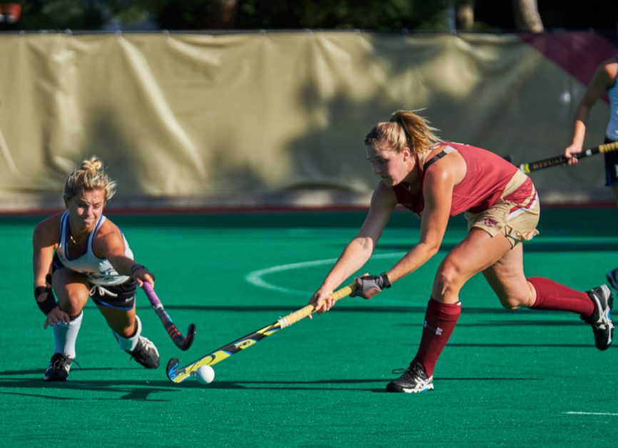 Lytle Opens Scoring Gates, but BC Falls Short of Upset in Durham