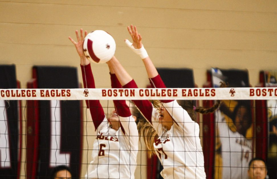 Volleyball's Slide Continues with Winless Weekend