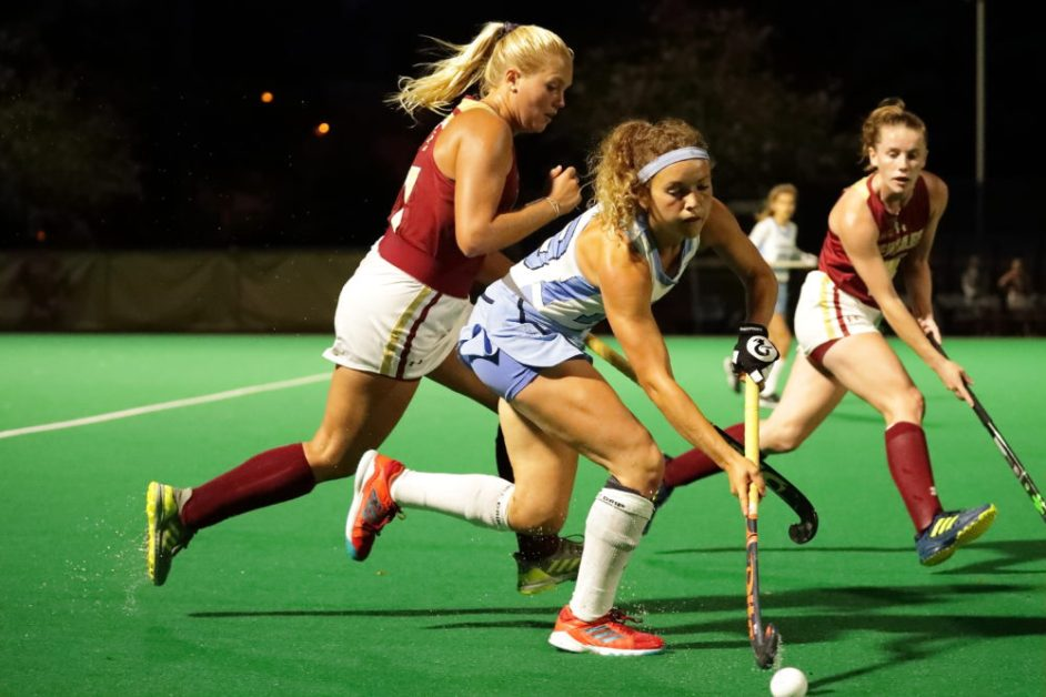 Eagles' Early Lead Goes to Waste in Lopsided Loss to No. 1 UNC