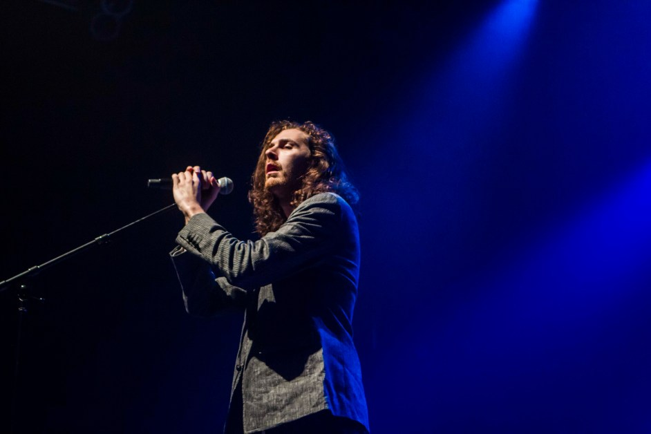 House of Blues Becomes House of Worship for Hozier, Hudson Taylor