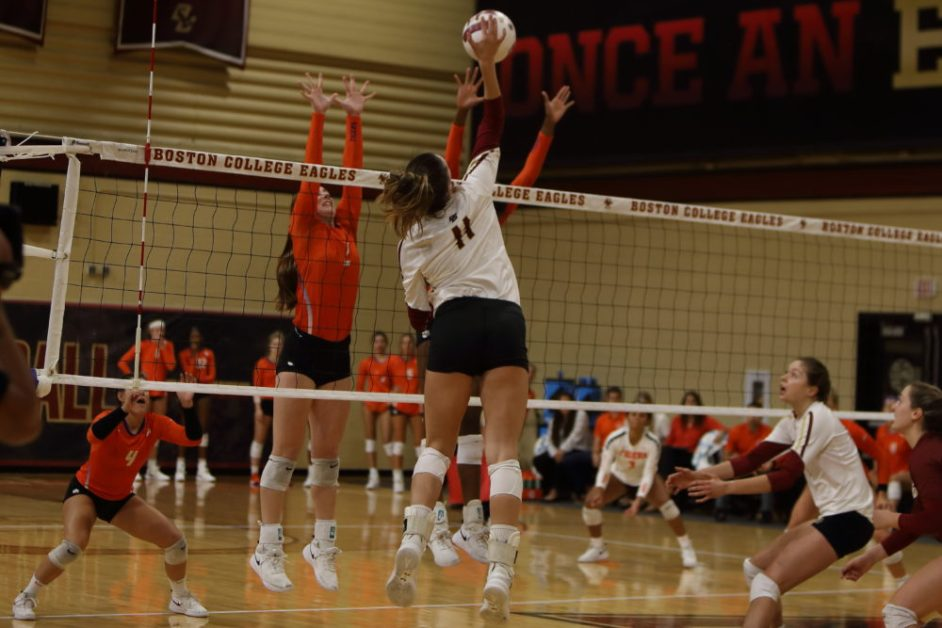 Previewing 2018 Volleyball: Clemson