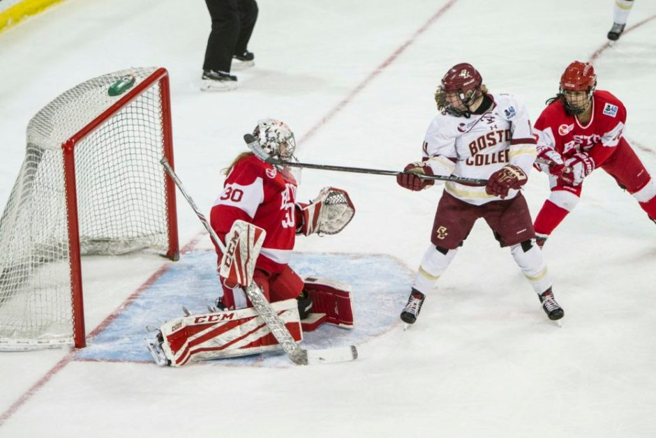 Previewing 2018-19 Women's Hockey: Boston University