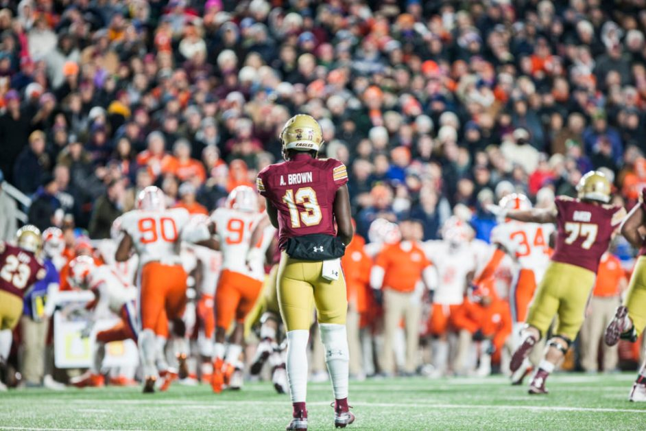Brown, Dillon Day-to-Day in Lead-Up to Florida State
