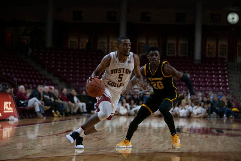 Notebook: Eagles' Backcourt Impresses in Win Over Milwaukee