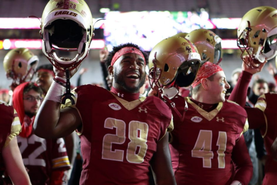 Football's Recent Performances Show it Deserves College GameDay