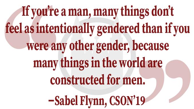 Experiencing Gender, Constructing Manhood