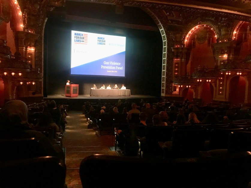 Gun Violence Prevention Discourse Takes Center Stage at Panel Event