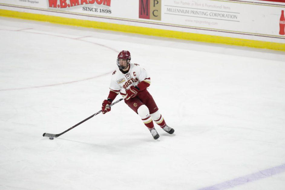 Previewing 2018-19 Men's Hockey: at Merrimack