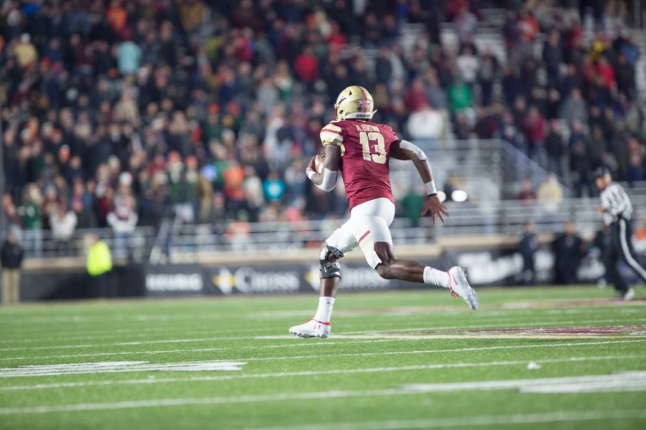 Go Figure: How BC Reached the SERVPRO First Responder Bowl