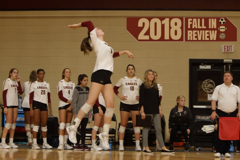 Season in Review: 2018 Volleyball