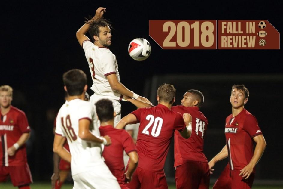 Season in Review: 2018 Men's Soccer