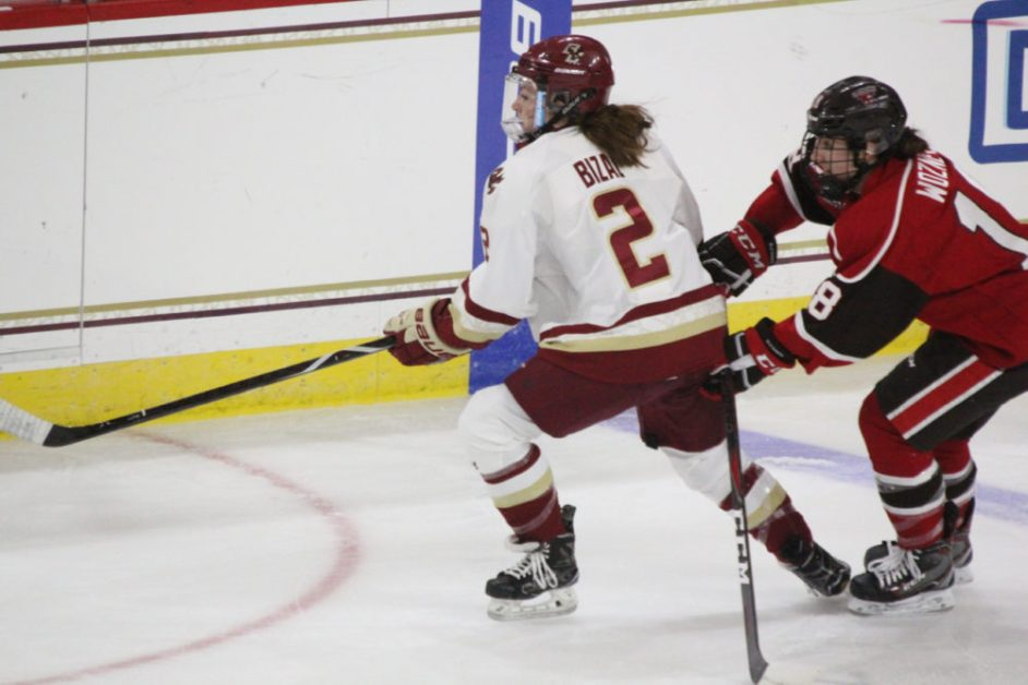 Bizal Becomes Fourth Eagle Drafted, Taken by Minnesota Whitecaps in Fourth Round