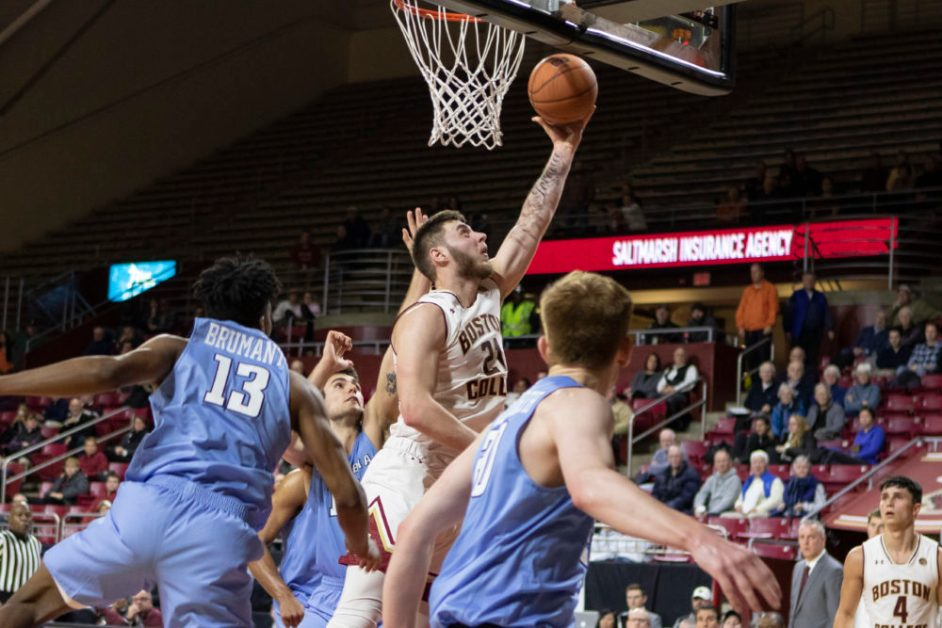 Despite Chatman's Absence, Eagles Top Columbia in Close Contest