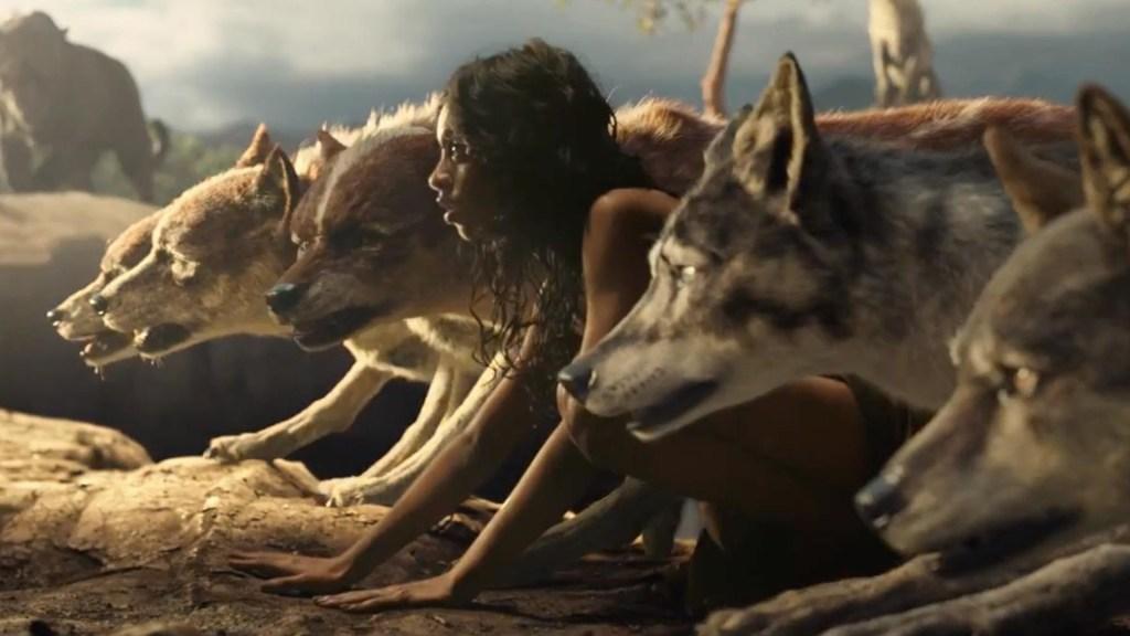 Netflix Reimagines 'The Jungle Book' on Dark Thriller 'Mowgli'