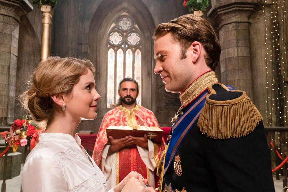 'A Christmas Prince' is a Cheap Knock Off of Old Classics